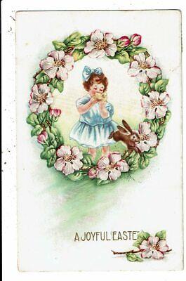 CPA-Carte Postale-USA-  A Joyful Easter en 1920 VM8408