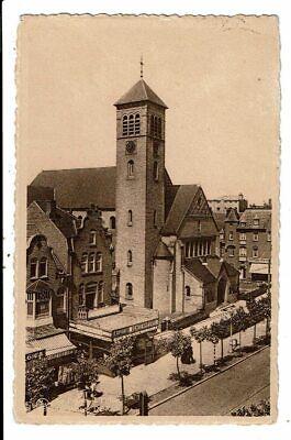 CPA- Carte Postale-Belgique -De Panne - L'église -  -VM8818