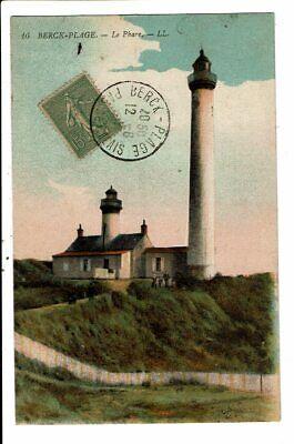 CPA-Carte Postale-France -Beck-Son Phare-1906?-VM11445