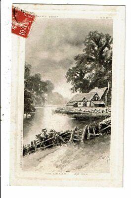 CPA-Carte  Postale-France sur le Lac- VM12977