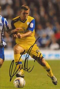 SHEFFIELD-WEDNESDAY-JOE-MATTOCK-SIGNED-6x4-ACTION-PHOTO-COA