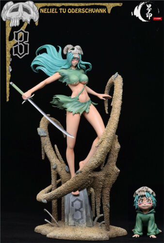 BLEACH Neliel Tu Oderschvank Statue Resin Model GK Figurine JY studio New
