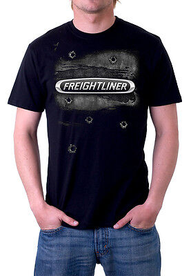 FREIGHTLINER Black T-shirt Youth, Ladies Baby doll, Adult  Man Baby Doll T-shirt