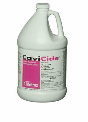 Metrex Cavicide 13-1000 Surface Disinfectant Decontaminant Cleaner 1 Gallon