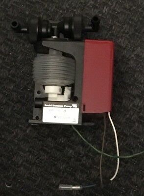 Used Iwaki Bellows Pump Model Kbr-3xbu2m