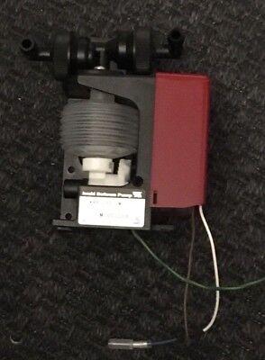Used Iwaki Bellows Pump Model Kbr-3xbu2m