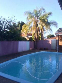 room for rent in vic park with big swimming pool
