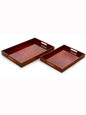 IMAX Calliope Serving Wood Trays available in 2 sizes