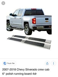 07-18 Chevy 1500 Running boards