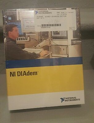 New Sealed Ni Diadem Advanced Edition