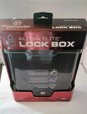 hornady alpha elite lock box steel gun rapid safe