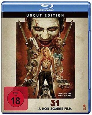 lm Uncut Blu-ray Neu und Originalverpackt (Original Halloween Filmen)