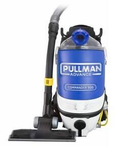 Pullman Advance PV900 Commander Backpack Vacuum Cleaner Glen Huntly Glen Eira Area Preview