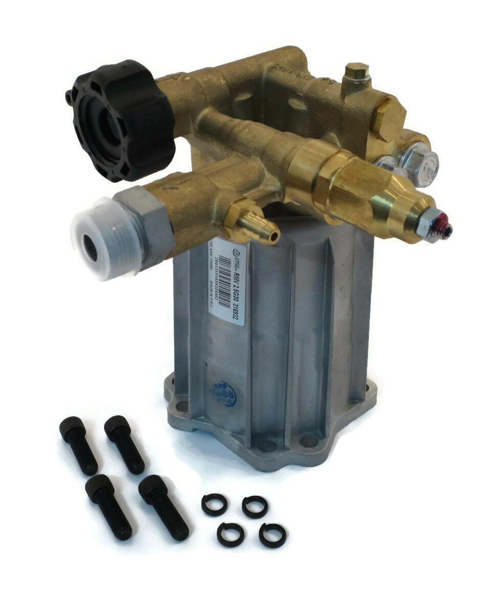 3000 PSI AR Pressure Washer Pump for Excell EXH2425 with Honda Engines w/  Valve