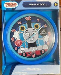 Thomas The Tank Engine And Friends Wall Clock NEW 9