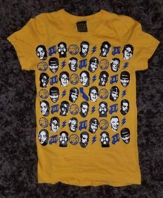 GOLDEN STATE WARRIORS 2007 We Believe Women's MEDIUM T Shirt FREE GOLD WATCH - Gold State Warriors