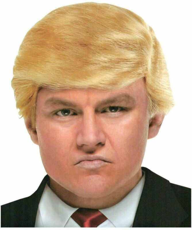 Donald Trump Wig for Adults