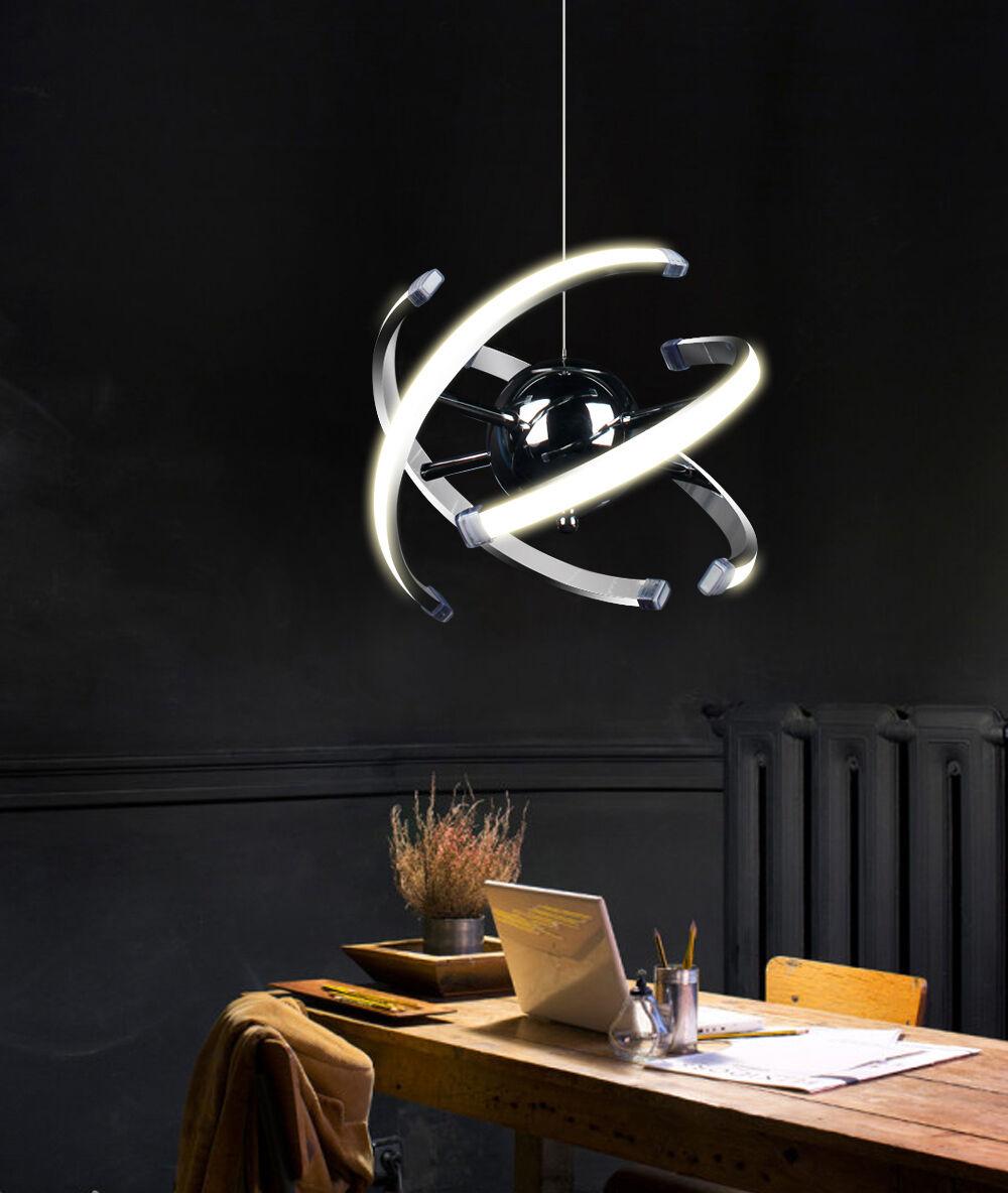 Details Zu Led Deckenleuchte Ball Design Pendelleuchte Hangelampe Wohnzimmer Deform Moderne