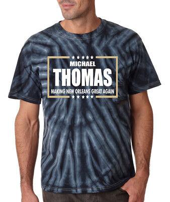 Tie-Dye Michael Thomas New Orleans Saints