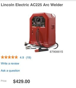 Lincoln Electric Stick Welder