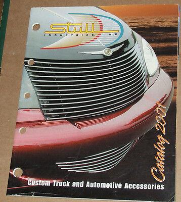 STULL Industries 2001 Dealer Catalog RARE
