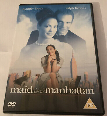 Maid In Manhattan DVD (2003) Jennifer Lopez Amazing Value At Low Prices