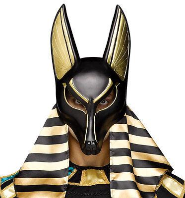 Herren Anubis Ägyptische Gut Of The Dead Maske - Anubis Halloween Maske