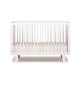 Cot- OEUF NYC - sparrow cot white
