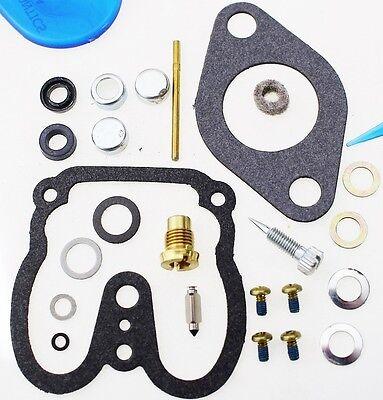 Carburetor Kit Fits Wisconsin Continental Engine Vg4d L57n Lz57n1 L57n-1 E49