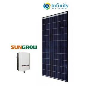 5kW Solar System Premium Infinity Solar Panels + Sungrow Inverter Sydney City Inner Sydney Preview