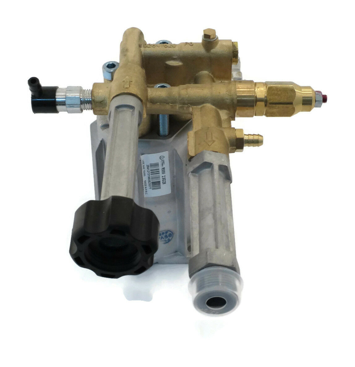 Oem Power Pressure Washer Water Pump 2600 Psi Craftsman