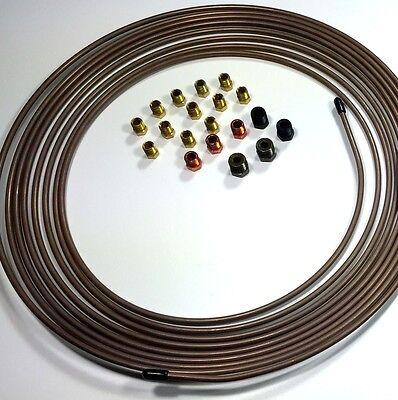 Copper Tubing Kit - Copper Nickel Tubing 3/16