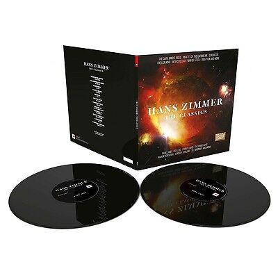 Hans Zimmer - The Classics - Inception,Gladiator,... (2LP Vinyl, Gatefold) 2017