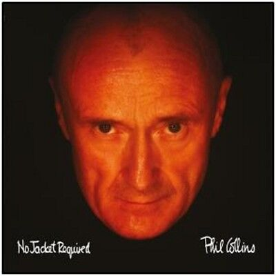 Phil Collins - No Jacket Required - New Deluxe Cd Digipak