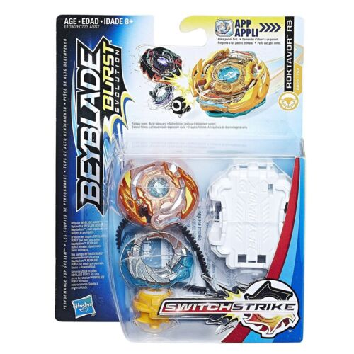Hasbro Beyblade Burst Evolution Switch Strike Roktavor R3