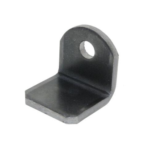 """Weld On Steel Angle 90° Degree Tab L Brackets 1-1/2"""" x 1-1/2"""" x 1/8"""" thickness"""