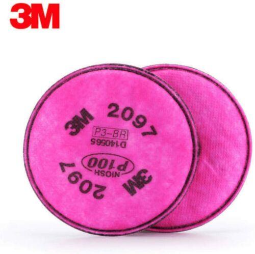 3M Authentic 2097 FILTER 1 pair/pkg  - Free Freight