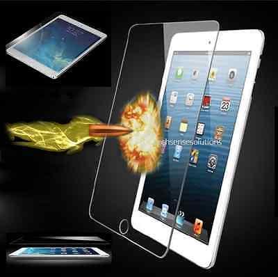 Premium Tempered Glass Screen Protector for Apple iPad 2 3 4 / Air / Mini 2 3