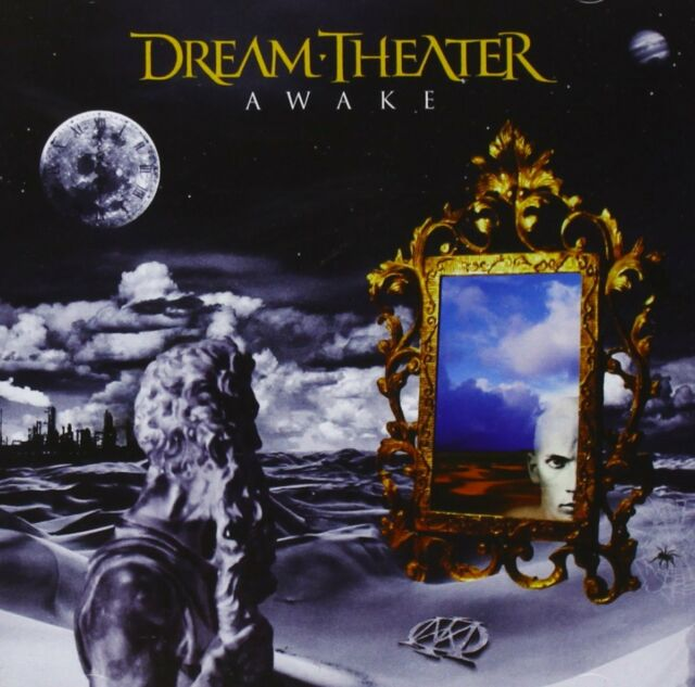 Dream Theater - Awake    Double Vinyl LP  New & Sealed Hand Numbered