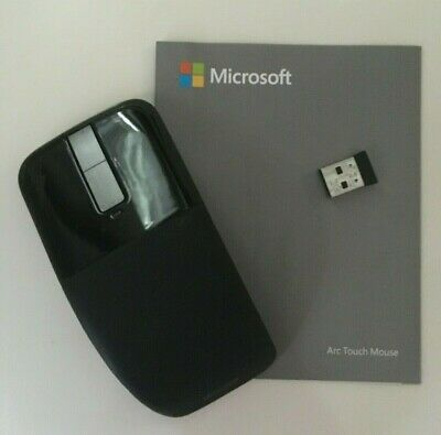 Microsoft Arc Touch Mouse - Model: 1428/1496 - includes USB