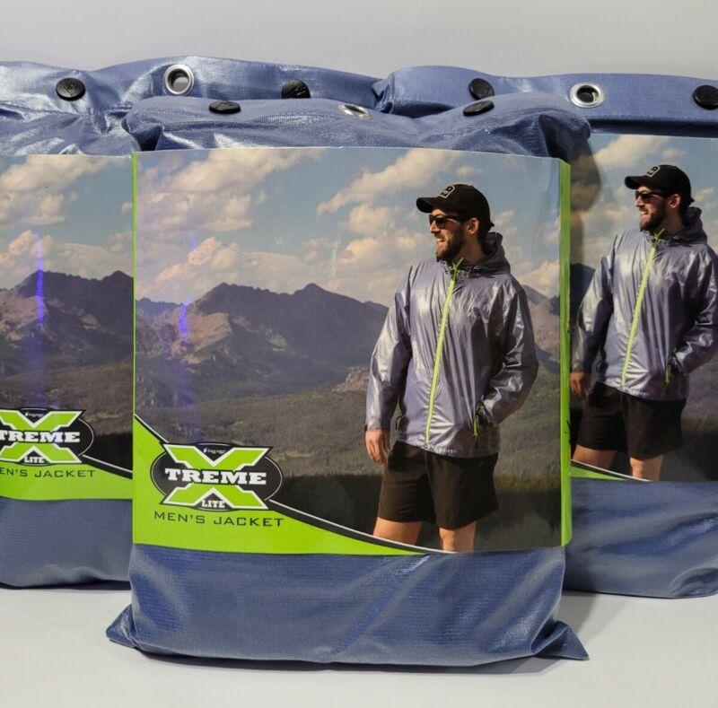New Frogg Toggs Xtreme Lite Mens Jacket - Lightweight Waterproof - Medium Large