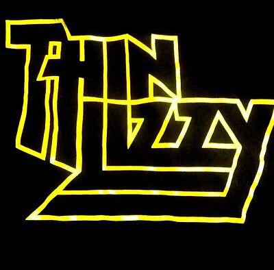 THIN LIZZY CONCERT EVENT TOUR SHIRT XL