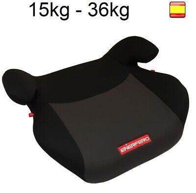 Silla alzador infantil para Coche elevador niños 15kg-36kg HOMOLOGADO R44/04