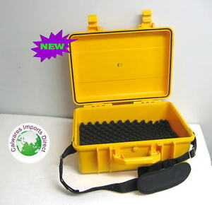 Tool Box Plastic  New Storage Holder Waterproof for boating Camping Hard Case