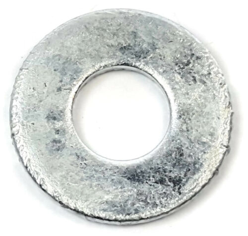 "Flat Washers Hot Dip Galvanized HDG Steel USS Standard Washers - Sizes 1/4"" - 3"""