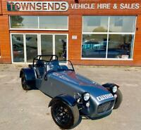 Caterham Super Seven Roadsport 2004 1600cc