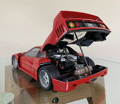 Ferrari F40 Model 1/18 Kyosho - Street Version - Rare for sale  Shipping to Ireland