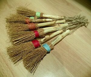 Handmade Small Besom, Witches Broomstick, Pagan, Alter, Spells, Halloween, Wicca