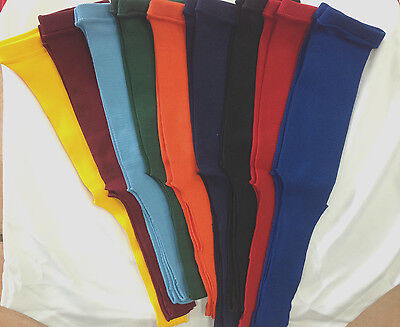 Baseball Softball Solid Stirrups Socks Various Colors ](Mens Baseball Stirrups)