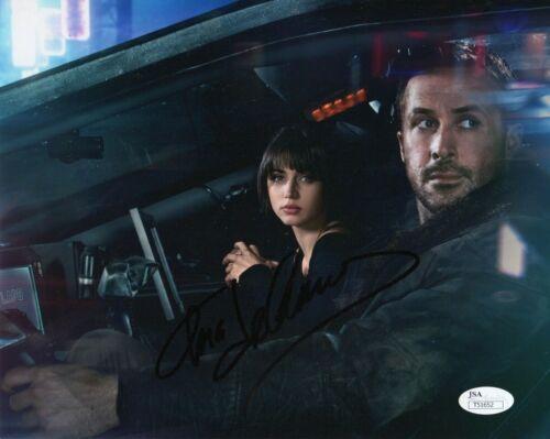 Ana De Armas Blade Runner Autographed Signed 8x10 Photo JSA COA #3